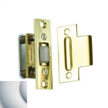 Satin Chrome Roller Latch