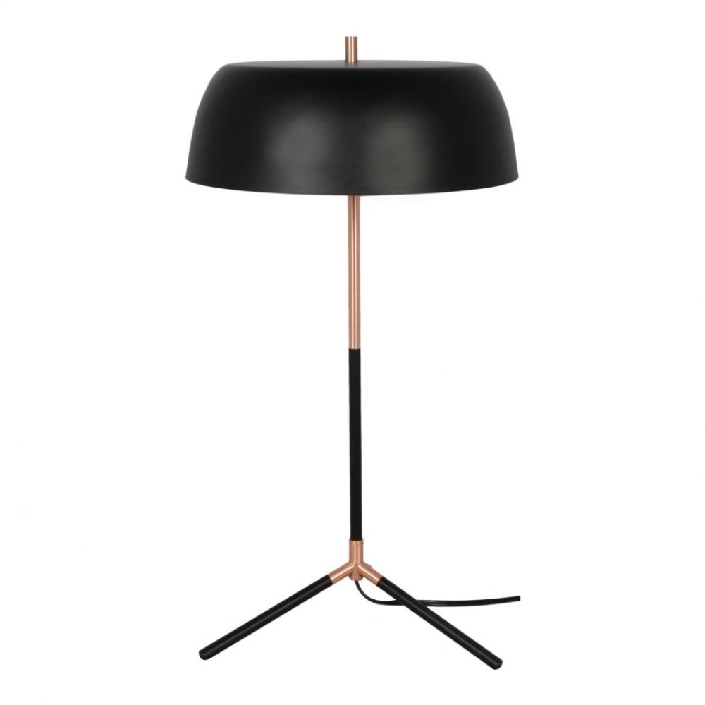Barrett Table Lamp Black