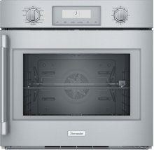 30-Inch Professional Single Wall Oven with Right Side Opening Door