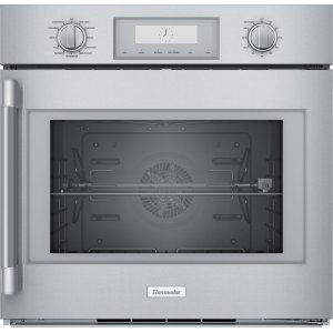 Thermador30-Inch Professional Single Wall Oven with Right Side Opening Door