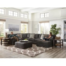 Mammoth 4PC Sectional
