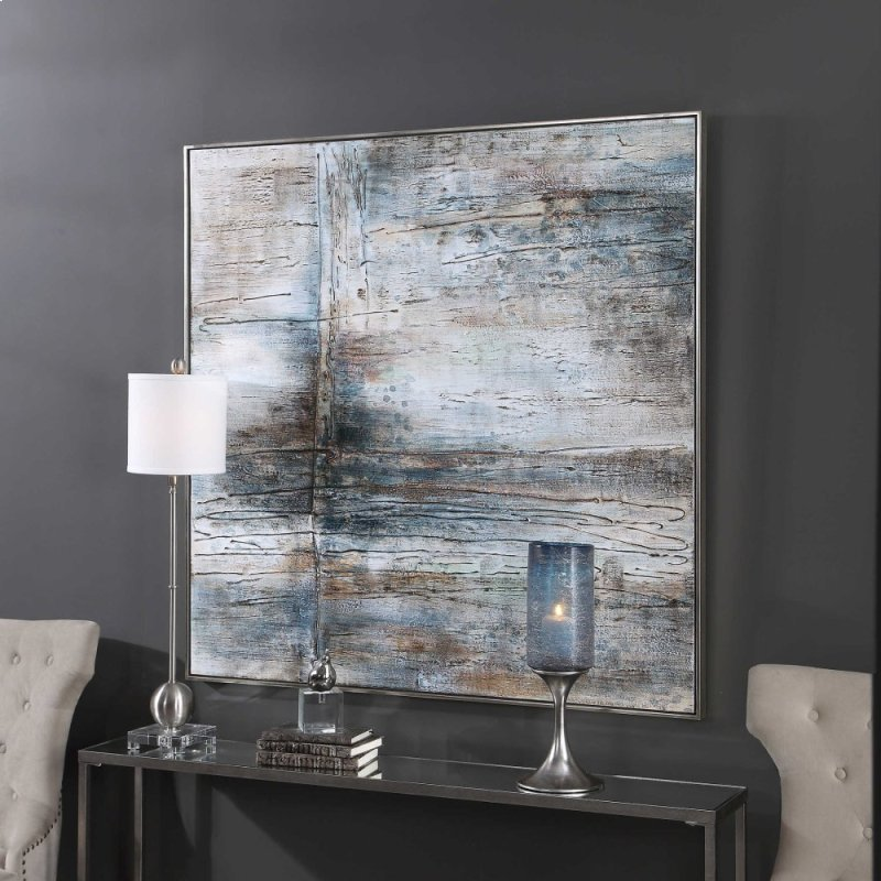 36059 in by Uttermost in Eugene, OR - Open Seas Hand Painted Canvas