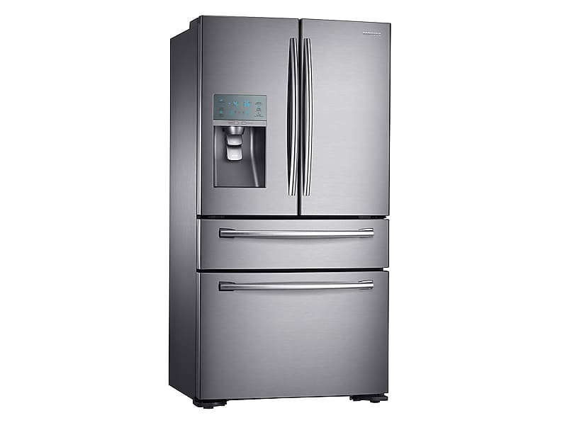 Samsung Appliances 23 Cu. Ft. Counter Depth 4 Door Refrigerator With  Flexzone Drawer