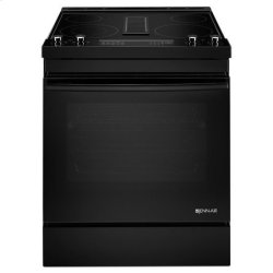 "Jenn-Air® 30"" Electric Downdraft Range - Black"