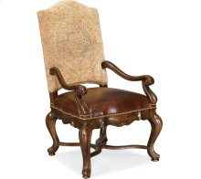 Bibbiano Upholstered Arm Chair