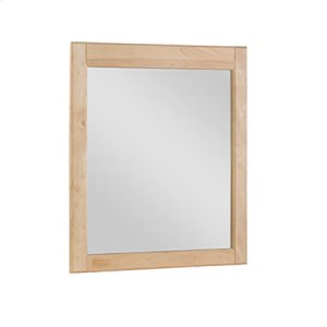 BD-7050 Lancaster Mirror. Solid wood panel sides & full extension drawer glides
