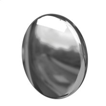 Gloss Black Metal Button