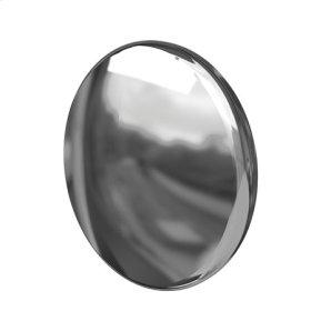 Gun Metal Metal Button