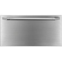 "Heritage 24"" Indoor/Outdoor Warming Drawer, Silver Stainless Steel"