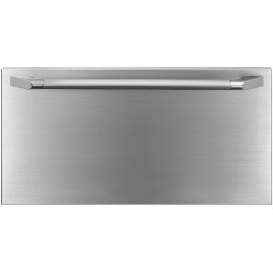 "DacorHeritage 24"" Indoor/Outdoor Warming Drawer, Silver Stainless Steel"