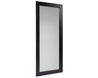 Blackened Bronze Standing Foundry Mirror