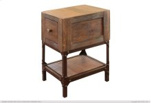 Chair Side Table w/1 Drawer