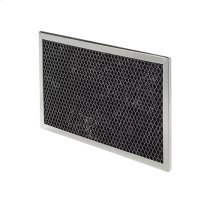 Dual Charcoal-Grease Air Filter for Microwaves