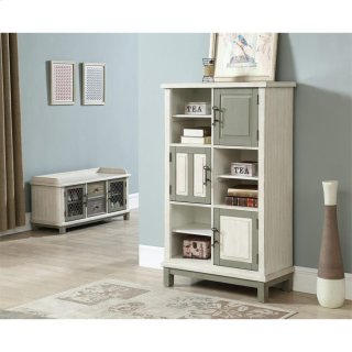3 Dr Bookcase