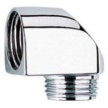 Elbow for shower valves