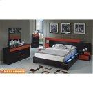 Ibeza Wenge & Orange Product Image