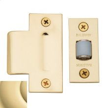 Non-Lacquered Brass Adjustable Roller Latch