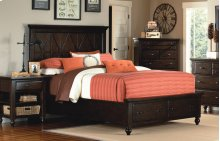 Thatcher Panel Storage Bed Queen