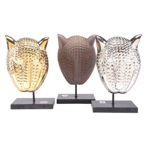 Tiger Mask Gold Gold