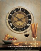 Auguste Verdier Wall Clock Product Image