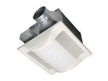 WhisperLite™ 80 CFM Ceiling Mounted Fan/Light Combination