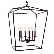 Cage Large Pendant 1082