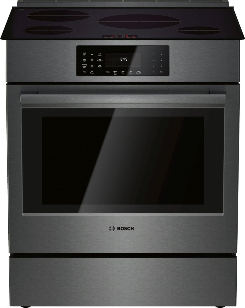 Induction Slide-in Range 30