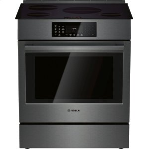 Bosch800 Series Induction Slide-in Range 30''