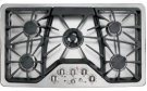 "36"" Built-In Deep-recessed Gas Cooktop Product Image"