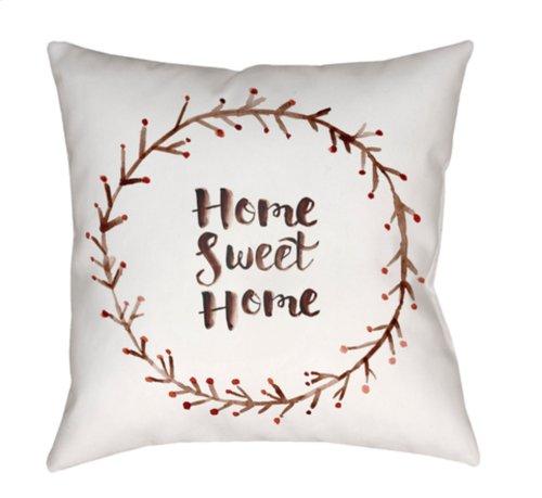 """Home Sweet Home II QTE-019 20"""" x 20"""""""