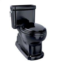 Eco Guinevere® One-Piece Toilet, 1.28 GPF, Elongated Bowl - Ebony
