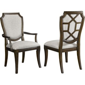 New Charleston Upholstered Dining Chairs