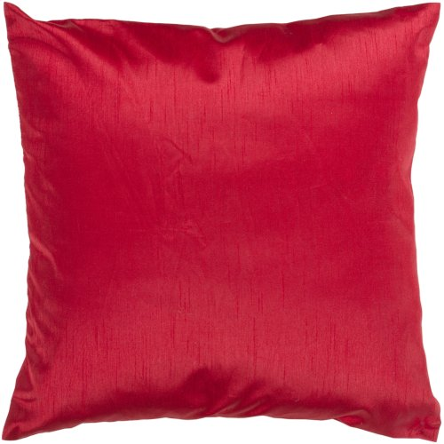 """Solid Luxe HH-035 18"""" x 18"""" Pillow Shell with Polyester Insert"""
