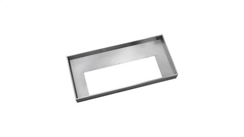 """Renaissance 30"""" Integrated Hood Liner, in Stainless Steel for use with RNIVS1 and RNIVSR1"""