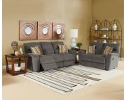 Grand Torino Double Reclining Loveseat Product Image