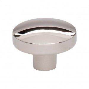 Hillmont Knob 1 3/8 Inch - Polished Nickel