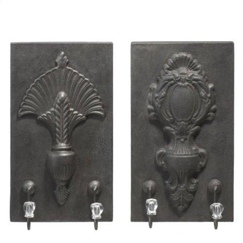 Crest Wall Hook (2 asstd)