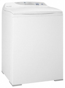 White 6.2 cu.ft Dryer