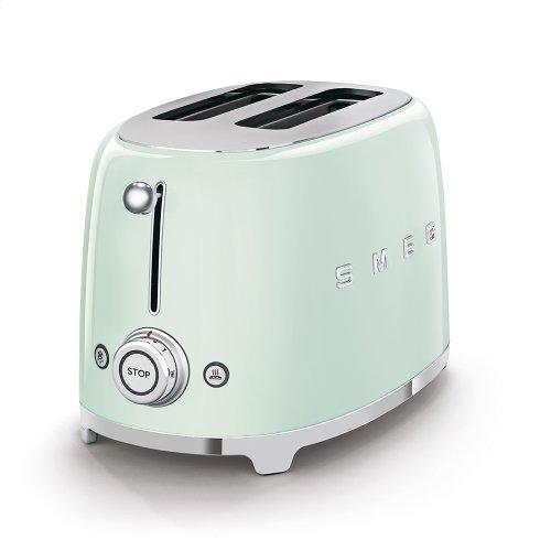2x2 Slice Toaster, Pastel green
