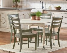 Traditional Windsor Oval Table Dining