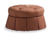Round Ottoman