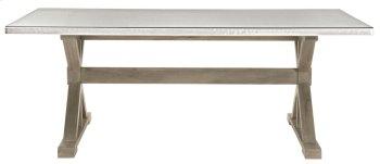 Stockton Dining Table in Portobello Product Image