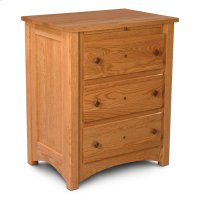 Royal Mission Deluxe Nightstand with Drawers Product Image