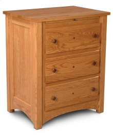 Royal Mission Deluxe Nightstand with Drawers