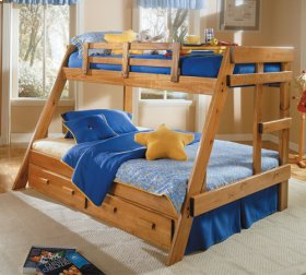 Twin/Full A Frame Bunk