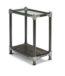 Vapor Chairside Table