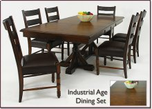 Trestle Table with Base