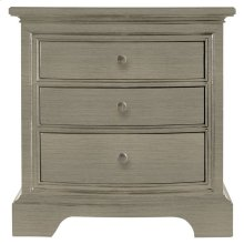 Transitional-Nightstand in Estonian Grey