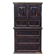Stone Brown Mansion Chest