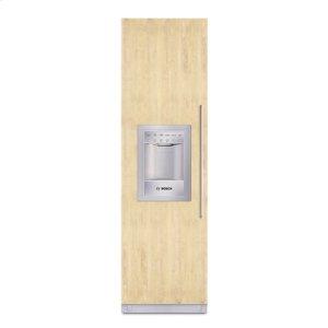 """Bosch18"""" Freezer, right door swing Also available with left door swing (B18ID80SLS)"""